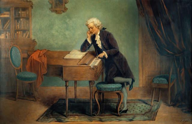 Mozart – Fantasia em Dó Menor, K. 475