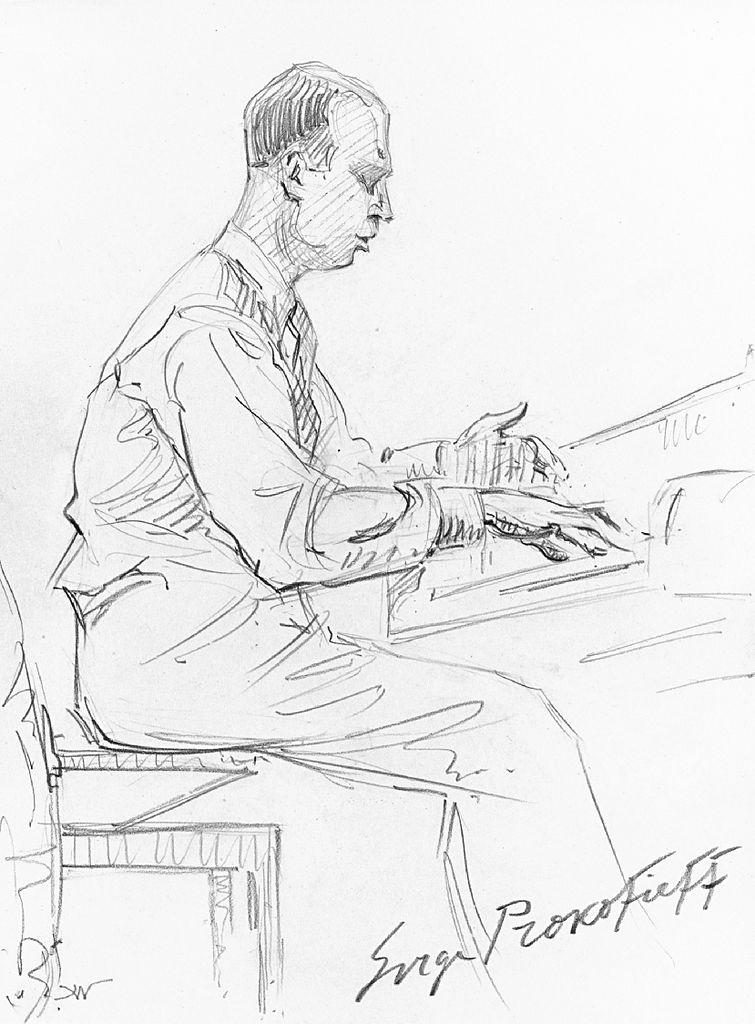 Prokofiev – Concerto nº 3 para Piano e Orquestra, Op. 26