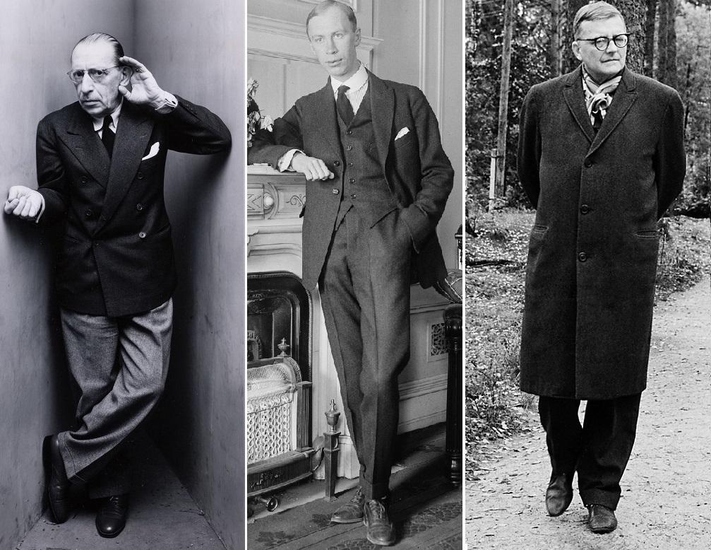 Três Russos_Stravinsky-Prokofiev-Shostakovich